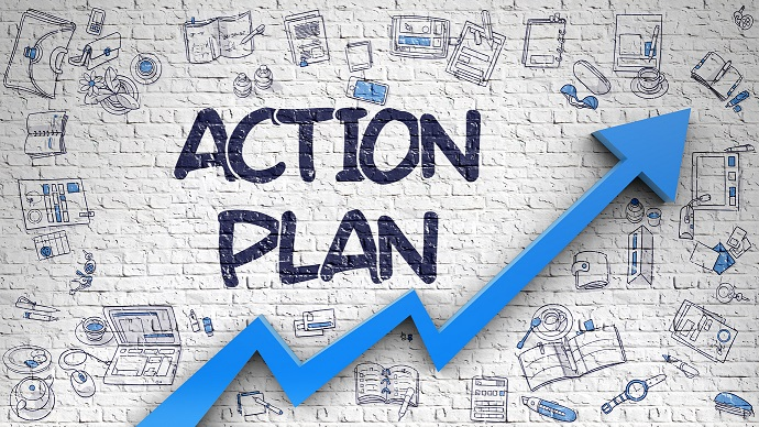 Plan Action Commercial